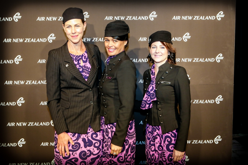 Air New Zealand Houston Launch Zoe Productions 10