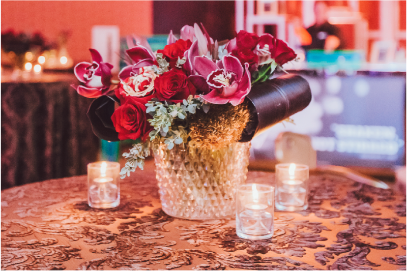 Event Floral Design Vintage And Velvet