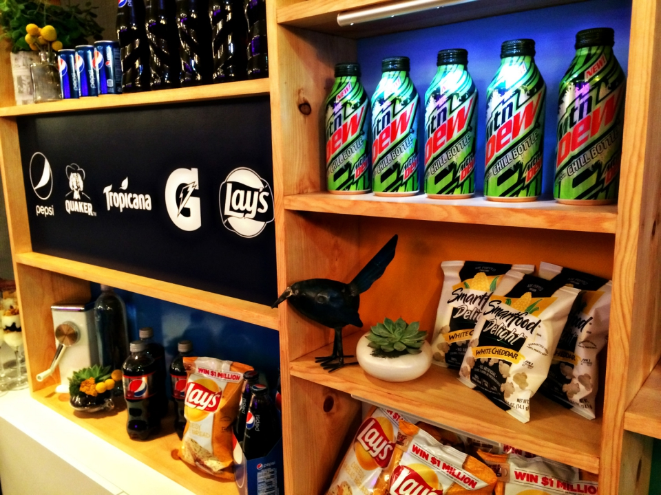 Pepsico Cafe Fuse Design Conference Zoe Productions 10